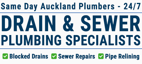 Same Day Auckland Plumbers - 24/7 Drain & Sewer Plumbing Specialists